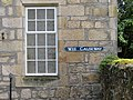 Sign on Wee Causeway House.jpg