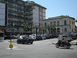 Signa - Piazza Cavallotti in Signa
