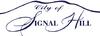 Official logo of Signal Hill, California