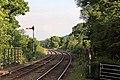 Signal PD22, Pen-y-ffordd railway station (geograph 4032570).jpg