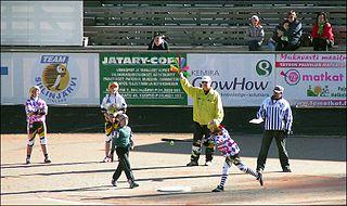 Pesäpallo Finnish baseball