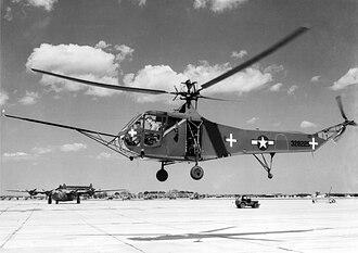 Sikorsky R-4 - YR-4B at Langley