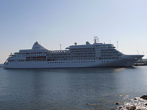 Silver Whisper in Tallinn 10 June 2012.JPG