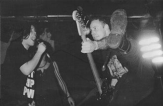 Silverfish (band) - Silverfish (1991)