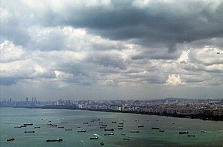 Port of Singapore port