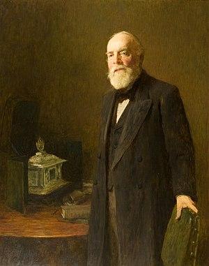 John Leng (politician) - Sir John Leng, by William Quiller Orchardson, 1901