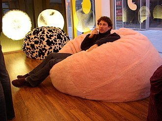 Cushion - Bean bag chairs