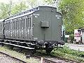 Skansen w Chabówce - wagon - 21.JPG