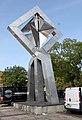 Skulptur Hammarskjöldplatz 3 (Westend) Spiele des Windes&César Manrique&1997.jpg