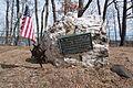 Slave memorial at Princes Hill Burial Ground Barrington, Rhode Island.jpg