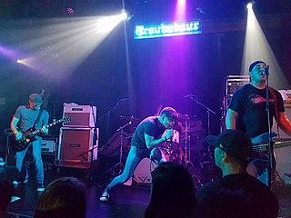 Slick Shoes American Christian punk band