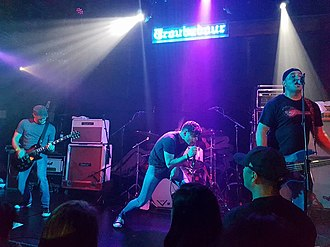 Slick Shoes - Slick Shoes performing in 2016