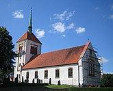 Fil:Slimminge kyrka.jpg
