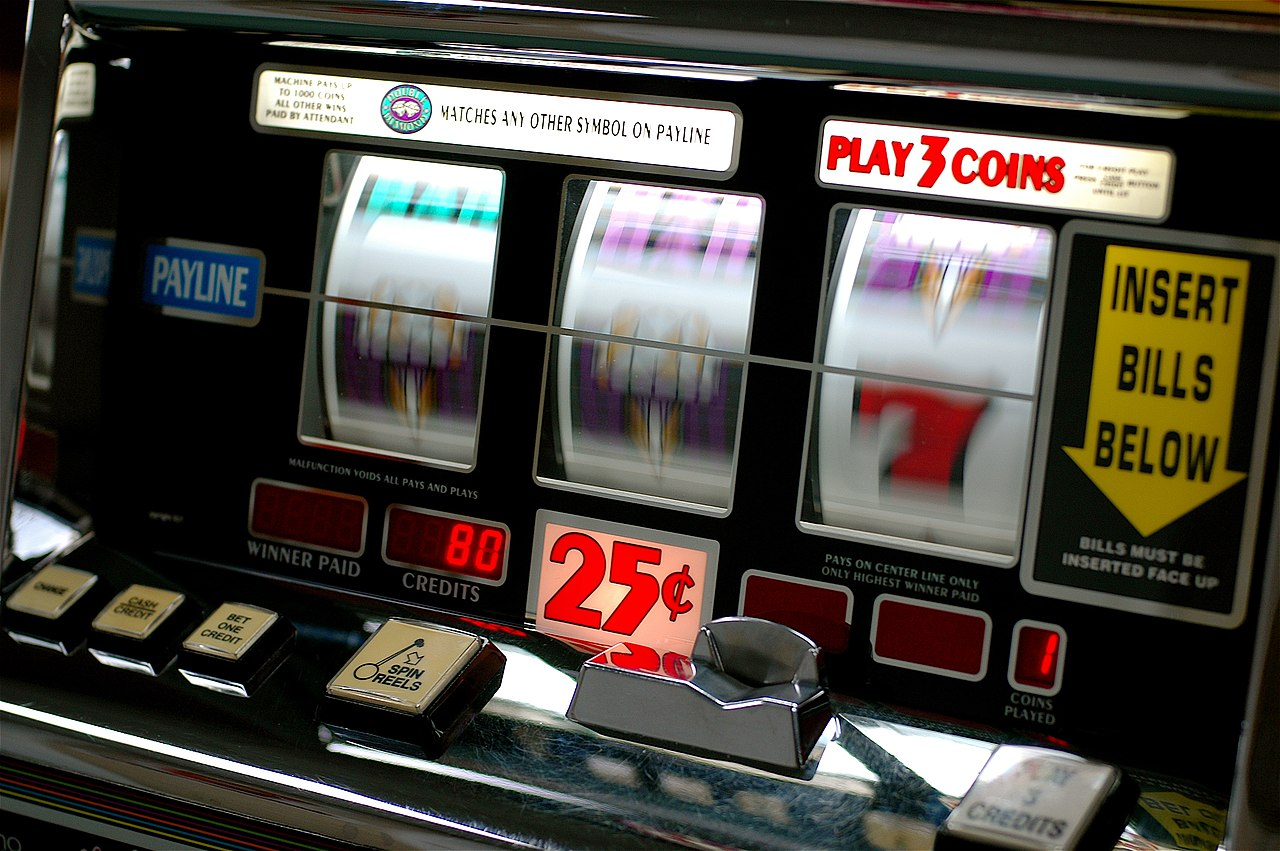 File:Slot machine.jpg - Wikimedia Commons