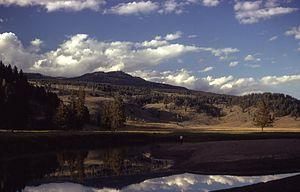 Slough Creek (Wyoming) - Image: Slough Creekdt Unk
