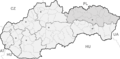 Slovakia kraj presov.png