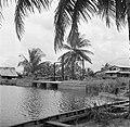 Sluizen in de polder van Nickerie, Bestanddeelnr 252-5555.jpg