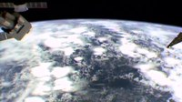 File:Small Satellite With Exo-Brake Technology Launches From International Space Station.webm