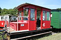 Small locomotive from old Breton railway system.JPG