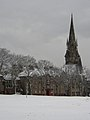 Snow on Bruntsfield Links - Barclay Church.jpg