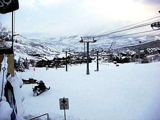 Snowmass (ski area) - Image: Snowmass Village