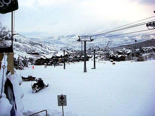 Snowmass Village mailbbox
