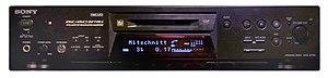 MiniDisc - MiniDisc Deck MDS-JE780