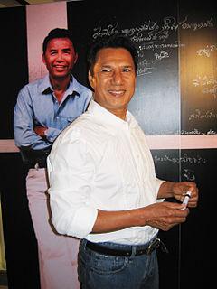 Sorapong Chatree Thai film actor