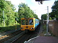 South Gosforth Metro station, 9 August 2006 (1).jpg