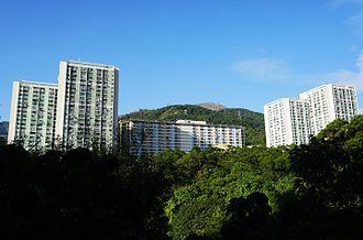 Public housing estates in Tsuen Wan - Cheung Shan Estate