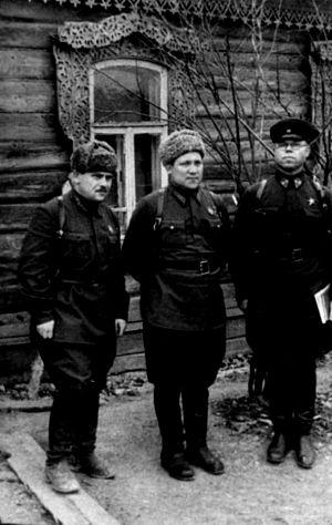 Комиссары в Красной Армии |Камок