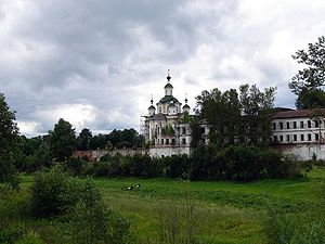 Totma - The former Spaso-Sumorin Monastery