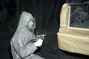 Spraying Truck Bed Liner On Ur Rockers