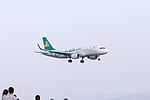 Spring Airlines, 9C8527, Airbus A320-214, B-9965, Arrived from Jinjiang, Kansai Airport (17186364742).jpg