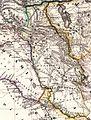 Spruner von Merz, Karl; Menke, Th 1865 Albania, Iberia, Colchis, Armenia, Mesopotamia, Babylonia, Assyria (K).jpg