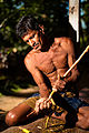 Sri Lankan middle aged fisherman (waist up outdoor portrait). Sri Lanka.jpg