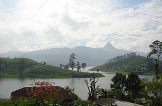 A view of Sripada from Maskeliya Sri Paada1.JPG