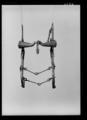 Stångbett av förtent stål, 1600-tal - Livrustkammaren - 17636.tif