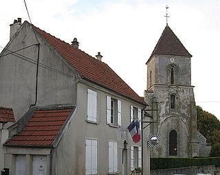 Saint-Mesmes Commune in Île-de-France, France