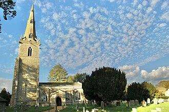 Sharnbrook - Image: St Peter's Church Sharnbrook