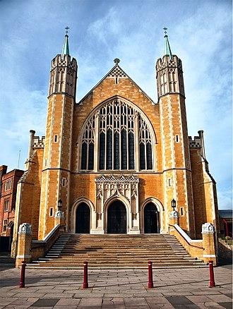 St Benedict's School, Ealing - St Benedict's School Abbey