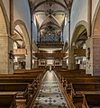 St. Johannes, Bad Mergentheim, Nave and Organ 20150726 1.jpg