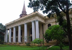 St. John's Church, Kolkata - Image: St. John's Church, Kolkata 1