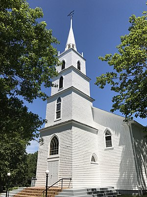 Belfast, Prince Edward Island - St. John's Presbyterian Church in Belfast