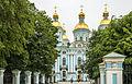St. Nicholas Maritime Cathedral, Saint Petersburg, Russia 02.JPG