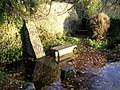 St Augustine's Well - Cerne Abbas - geograph.org.uk - 1053798.jpg