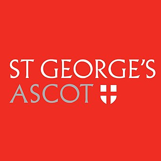 St George's School, Ascot - Image: St George's Ascot