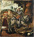 St George in Battle (DE NLMH KM148).jpg