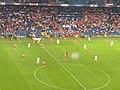 St Jacobs Park, Basel ( Switzerland vs England ) 08.jpg
