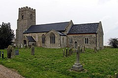 St Mary Parish Church, Barney, Norfolk.jpg